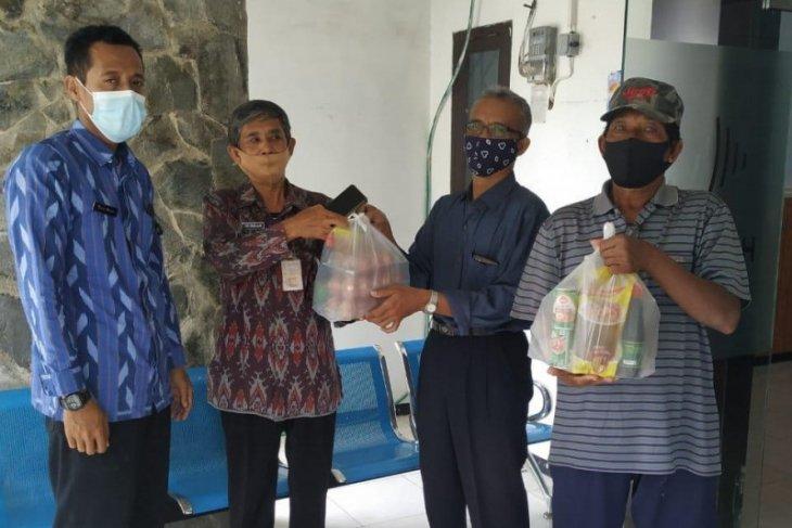 Pemkot Kediri lanjutkan penyaluran sembako untuk warga jalani isolasi mandiri