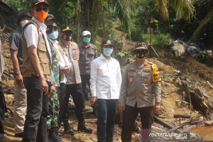 Pemprov Jambi pulihkan lingkungan rusak akibat pengeboran minyak ilegal