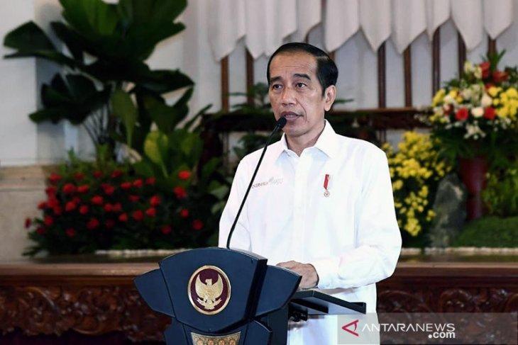 Jokowi: Anggaran pemerintah harus dorong belanja masyarakat
