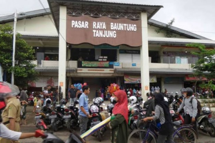 Kementerian PUPR lakukan perkuatan tebing Sungai Tabalong