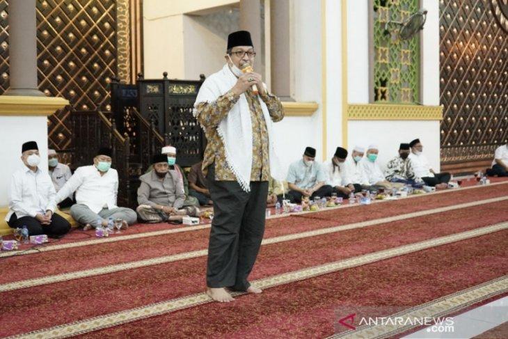 Pemkab Asahan gelar malam Nuzulul Qur'an bersama mantan Menteri Agama RI