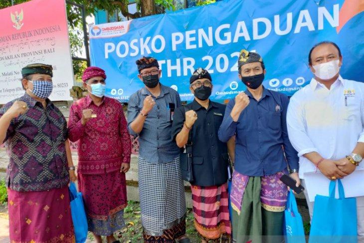 Ombudsman Bali buka Posko Pengaduan THR Idul Fitri 2021