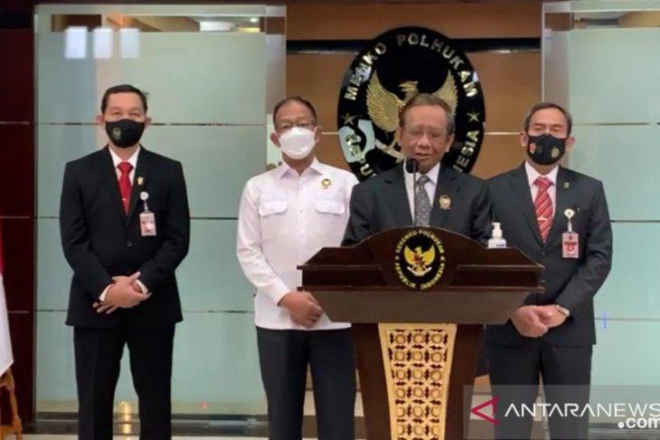 Menkopolhukam sebut KKB di Papua sebagai teroris