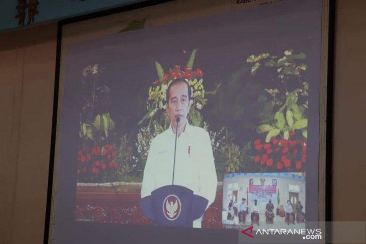 Bupati Aceh Tengah segera tindak lanjut instruksi presiden terkait COVID-19