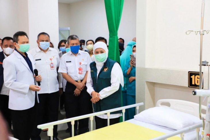 Gubernur Khofifah minta rumah sakit milik Pemprov Jatim berinovasi