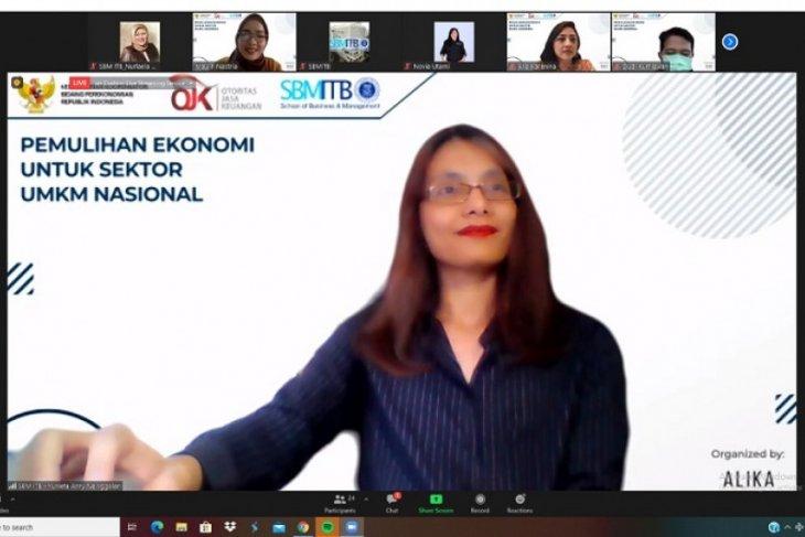 MBS ITB gelar webinar dukung pemulihan UMKM ditengah pandemi