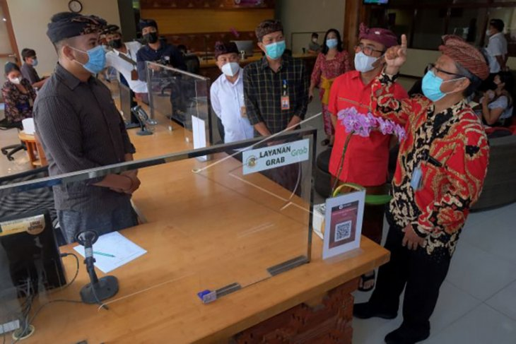 KPK tinjau mal pelayanan publik Denpasar