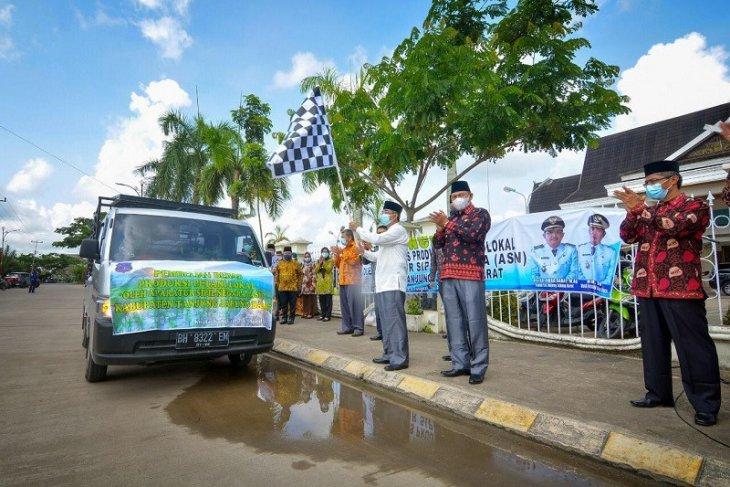 ASN Kabupaten Tanjabbar wajib beli beras petani lokal