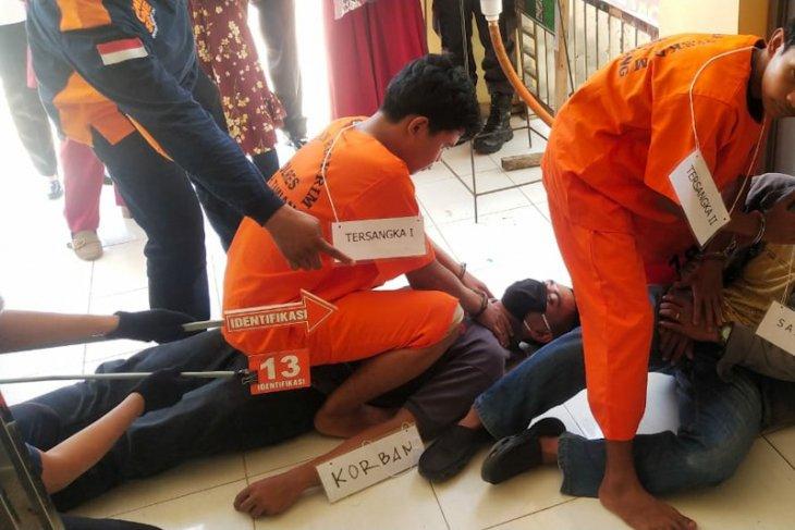 Dua remaja di Aceh Tamiang disangkakan pembunuhan berencana