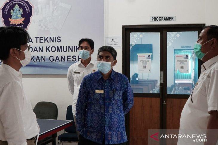 Ombudsman Bali pantau UTBK-SBMPTN Undiksha Singaraja