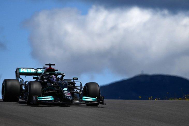 Formula 1: Hamilton kalahkan Verstappen di sesi latihan bebas kedua GP Portugal