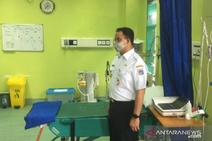 Curahan hati dokter RSUD Kepulauan Seribu