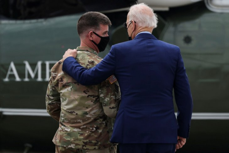 100 hari pertama Joe Biden yang senyap  tapi 'rame ing gawe'