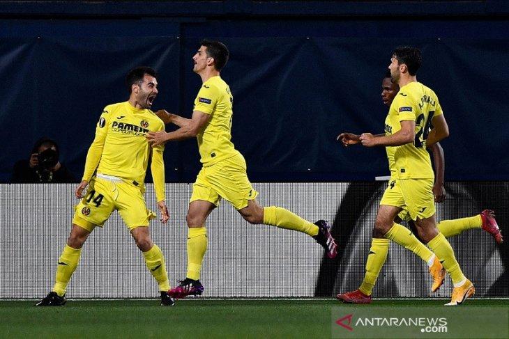 Villarreal menang leg pertama kontra Arsenal Liga Europa