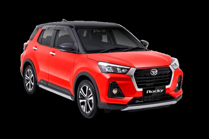 Alasan Daihatsu Rocky baru diluncurkan dan daftar harganya