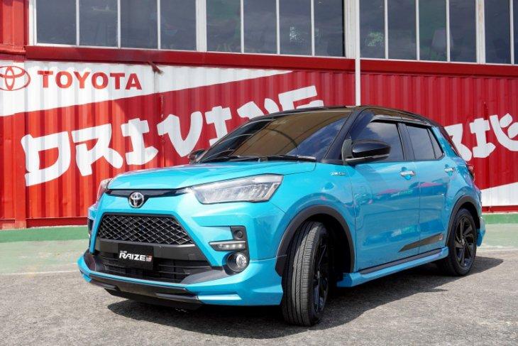 Spesifikasi dan harga Toyota Raize di pasar Indonesia