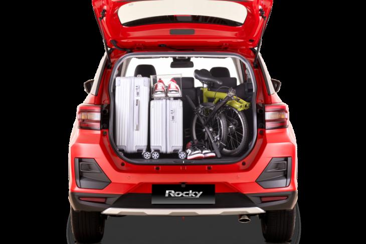 Daihatsu Rocky ditargetkan terjual 500 unit per bulan