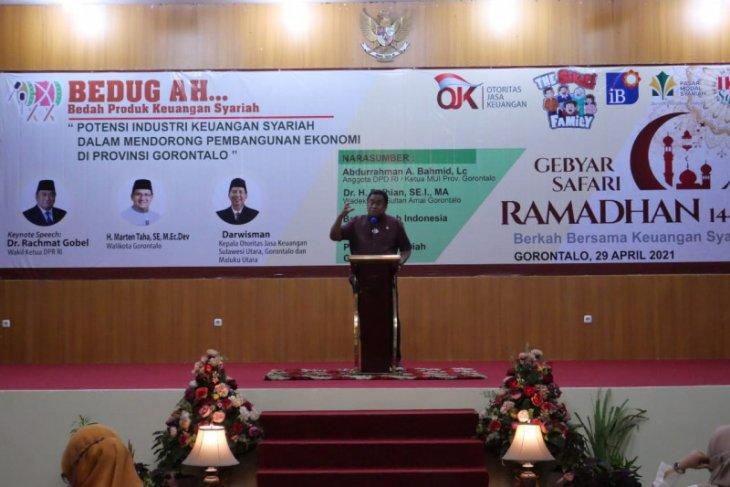 Rachmat Gobel rancang kawasan ekonomi halal di Gorontalo