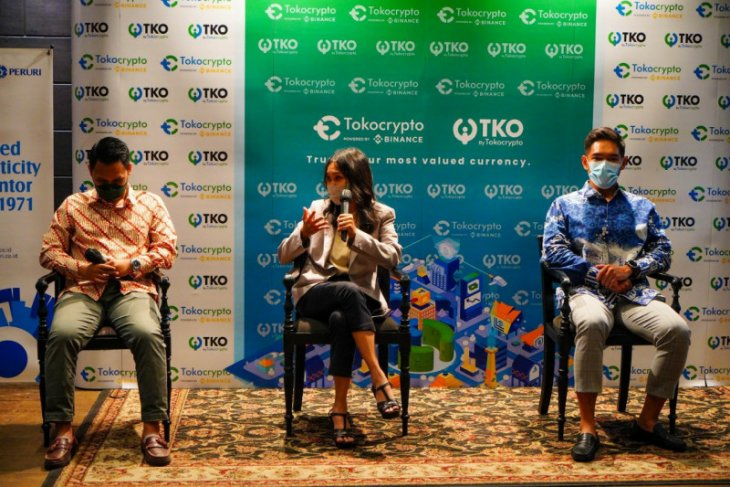 Tokocrypto gandeng Peruri untuk tumbuhkan kepercayaan industri aset kripto