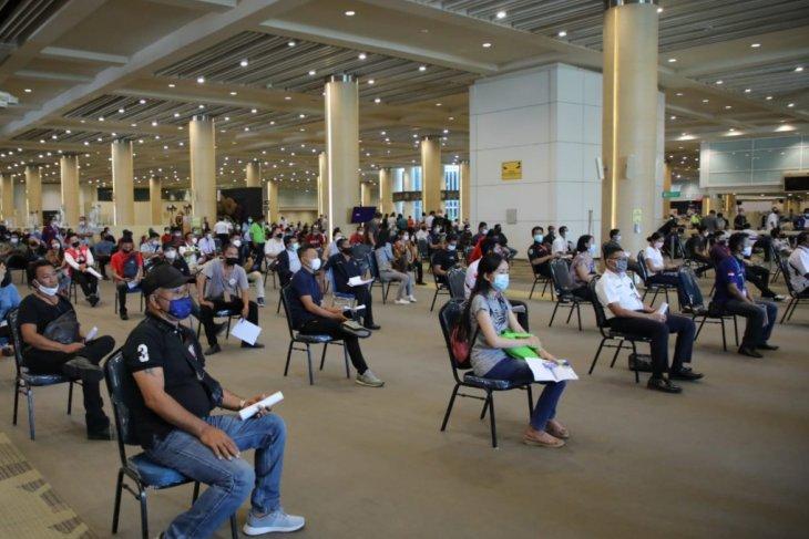 Angkasa Pura I's 7,206 employees at 15 airports vaccinated