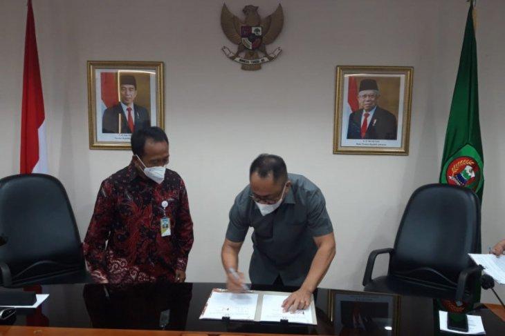 PT. Pertamina MOR VIII  - Pemprov Maluku MoU PBBKB