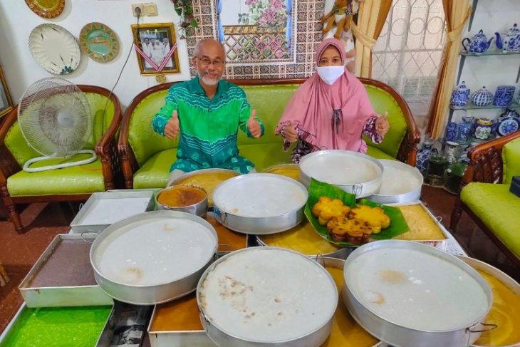 Khazanah wadai ceper Banjar Ramadhan dari dapur Bu Hj Atus