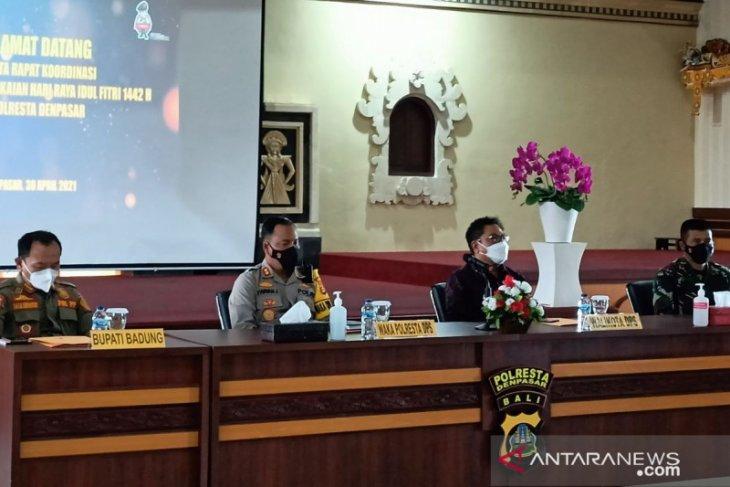 Polresta dan Pemkot Denpasar siapkan pengamanan Idul Fitri saat COVID-19