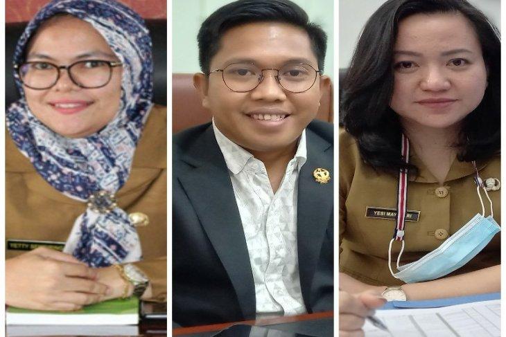 Kisah tiga mantan ajudan Bupati Tapteng yang kini duduki jabatan pimpinan