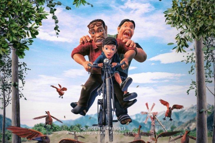 Cerita persahabatan Adit Sopo Jarwo dibuat versi film