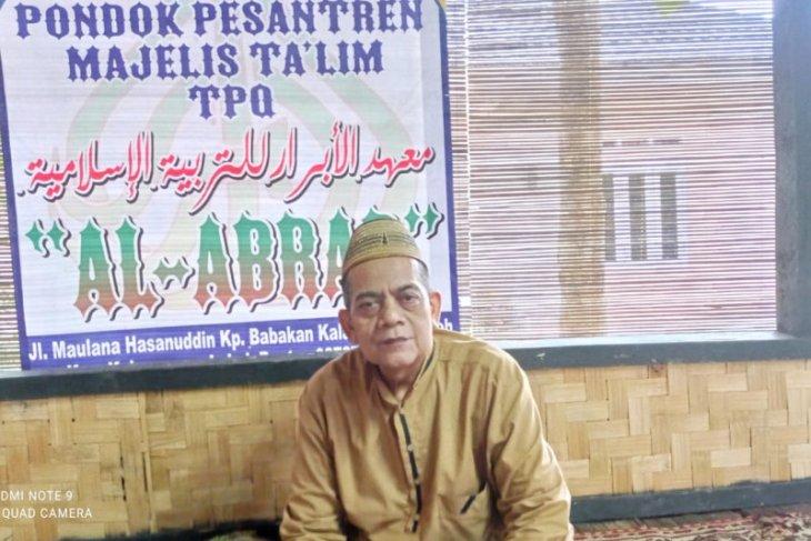 MUI Lebak ajak warga Muslim sebar kebaikan selama Bulan  Ramadhan