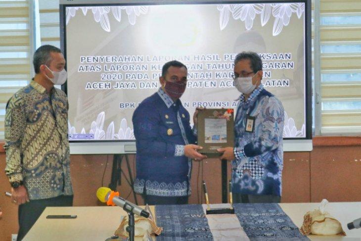 Pemerintah Aceh Jaya raih WTP ke delapan dari BPK