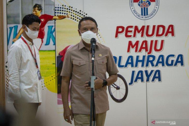 Menpora Zainudin Amali dorong klub-klub Indonesia masuk bursa saham