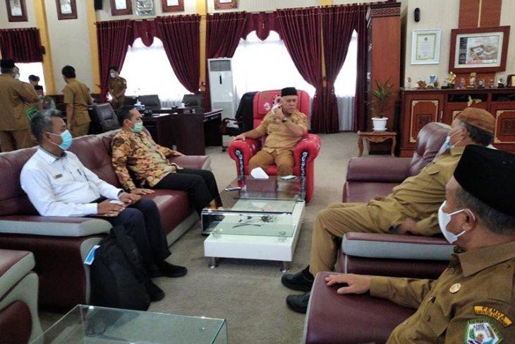 BPKP kawal tata kelola keuangan Pemkab Aceh Tengah