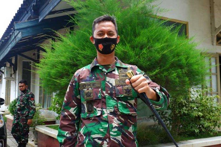 Dandim Aceh Utara larang anggotanya mudik lebaran