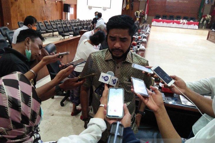 DPRD  Penggunaan anggaran triwulan pertama belum disampaikan Pemprov Maluku