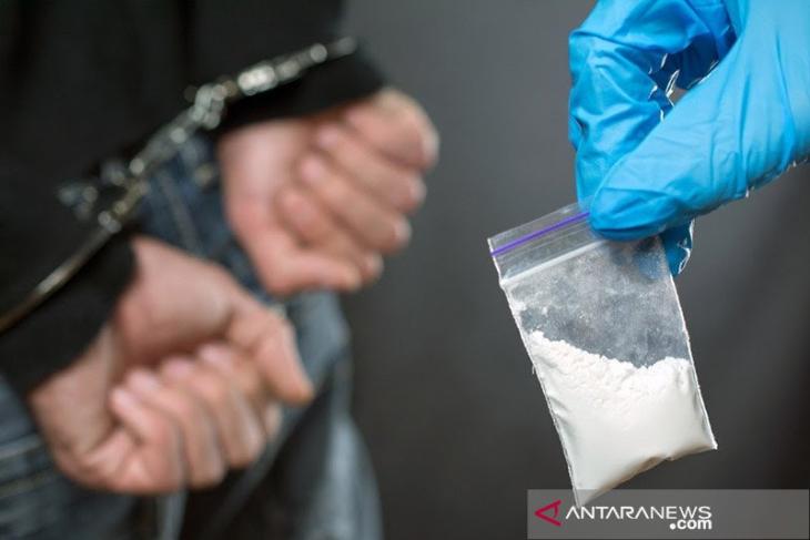 Polisi Kalsel ungkap peredaran 719,52 gram sabu-sabu di hari Lebaran