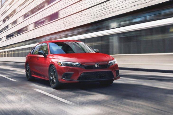 Honda perkenalkan All New Civic Sedan Generasi ke-11
