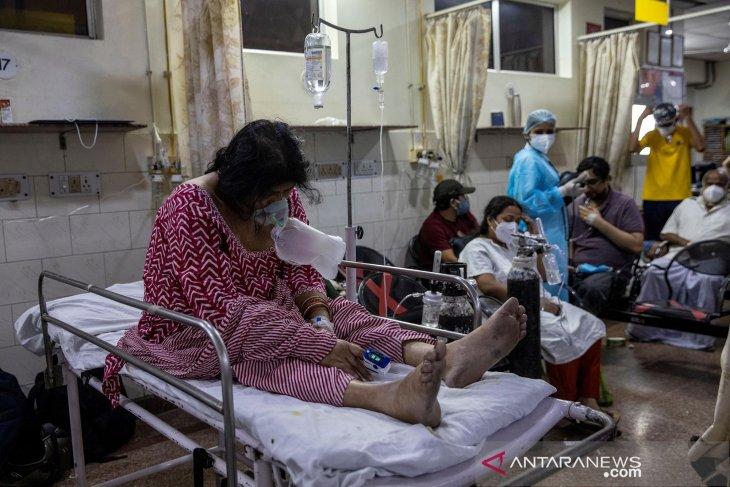 Inggris segera kirim lagi 1.000 ventilator ke India