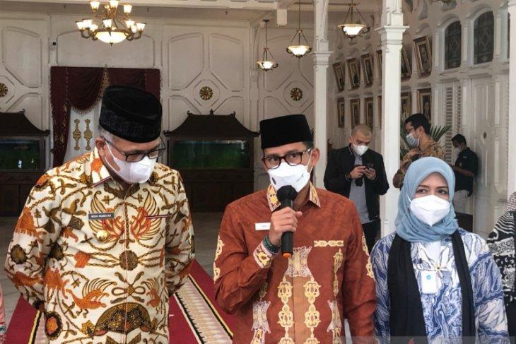 Menparekraf: sebut Aceh opsi berwisata bagi wisatawan nusantara