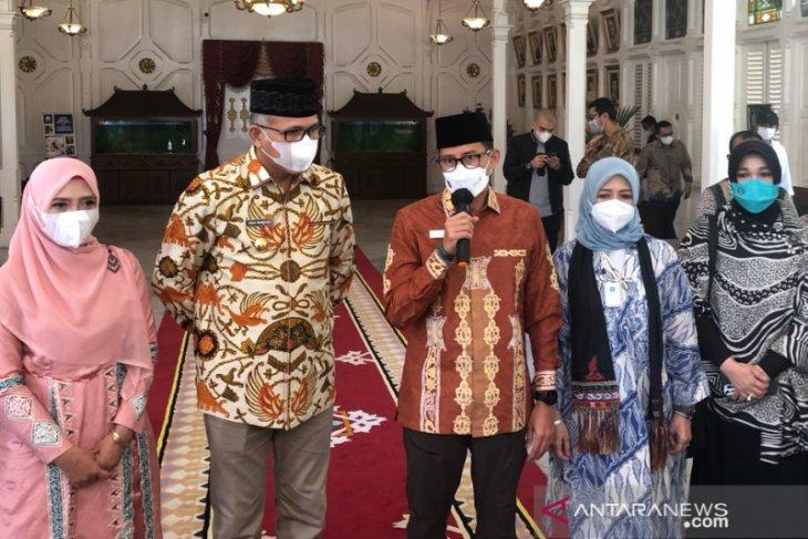 Menparekraf: Penandatangan investasi UEA ke Aceh ditargetkan pada Oktober