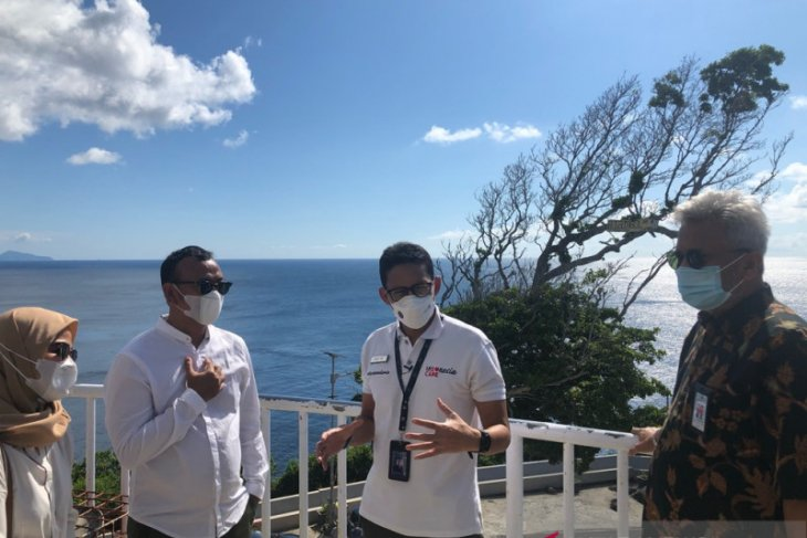 Sandiaga Uno-BPKS dorong investasi pariwisata di Pulau Weh