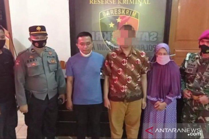 Pemuda pengidap gangguan kejiwaan diduga hina TNI di medsos minta maaf