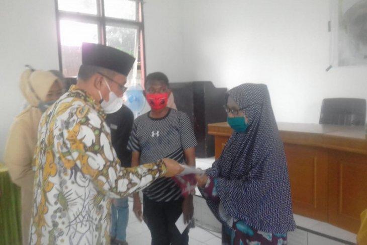 612 penderita kusta dan HIVAIDS di Ternate terima bantuan