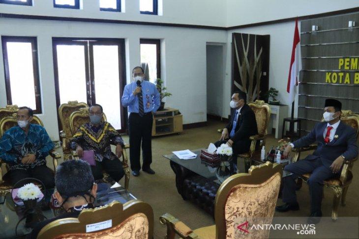 Wali Kota minta Disbudparpora berinovasi tingkatkan pariwisata di tengah pandemi COVID-19