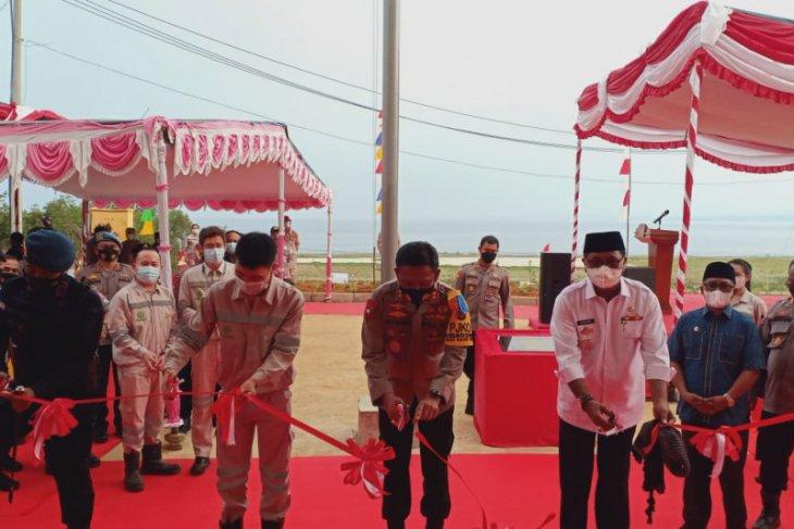 Kapolda Malut resmikan Mako Brimob Batalyon C Pelopor di Lelilef