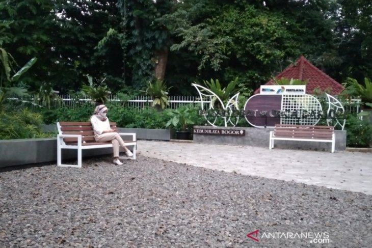 Kebun Raya Bogor siapkan wahana THR pada libur Idul Fitri