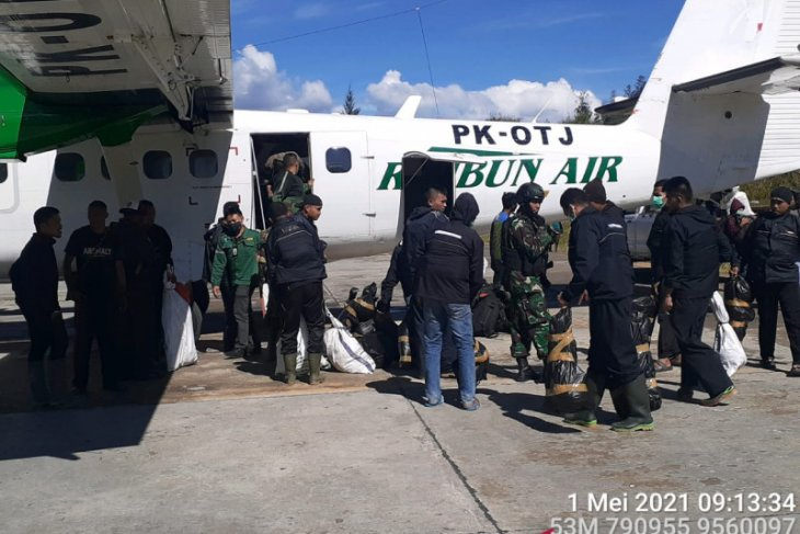 TNI-Polri tambah personel dan mulai dikirim ke Ilaga buru kelompok bersenjata