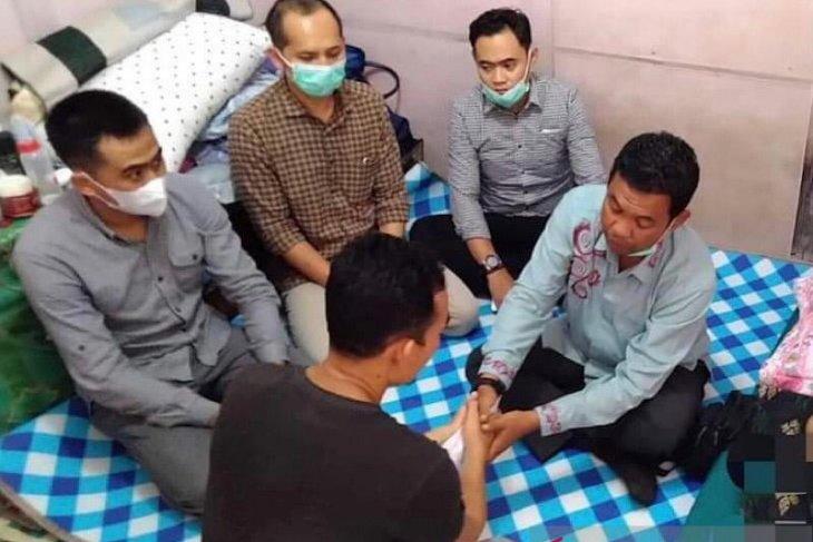 Bupati Shabela bantu biaya pengobatan anak yang sempat koma sebulan