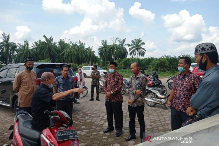 Bupati Aceh Tamiang naik pitam gara-gara sampah