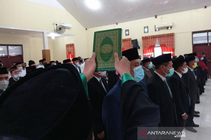 Puluhan pejabat Aceh Tamiang dimutasikan